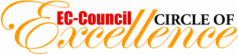 EC-Council Circle of Excellence logo